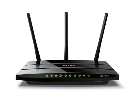 ROUTER WIFI C1200 GIGABIT TP LINK DUAL BAND