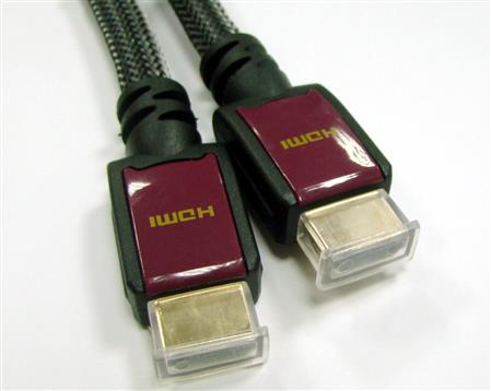 CABLE HDMI V2.0 4K REFORZ. 2M PURESONIC