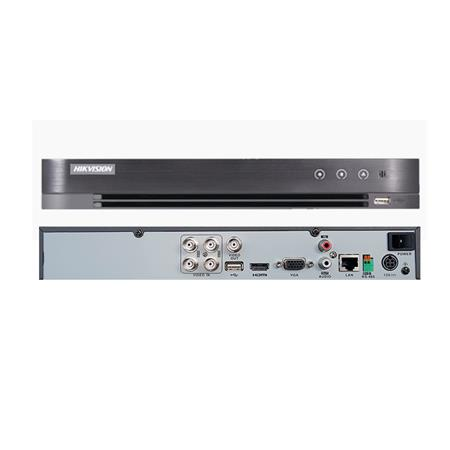 DVR 4 CANALES DS-7204HQHI-K1 HIKVISION 3MP 1080P