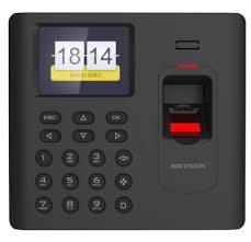 CONTROL HORARIO  K1A802MF HIKVISION