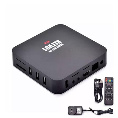 TV BOX ANDROID KELYX KLTV01
