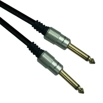 CABLE PLUG MONO M/M 1M HQ PURESONIC