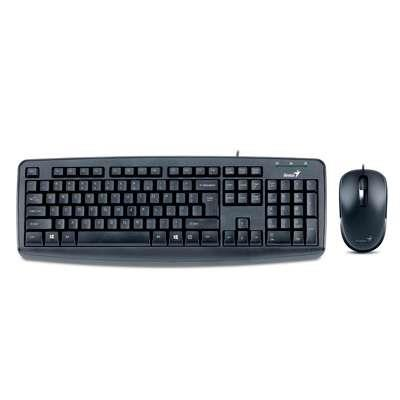 KIT MOUSE/TECLADO KM-130 USB GENIUS