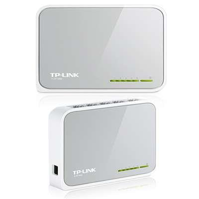 SWITCH 5 BOCAS TL-SF1005D 10/100 200MPS TP-LINK