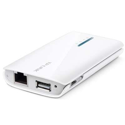 ROUTER WIRELESS 3G/3.75G PORT BAT.TLMR3040 TL LINK