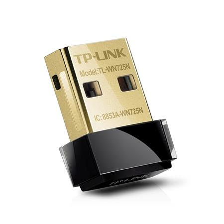 USB WIRELESS 150Mbps N TP LINK 725N